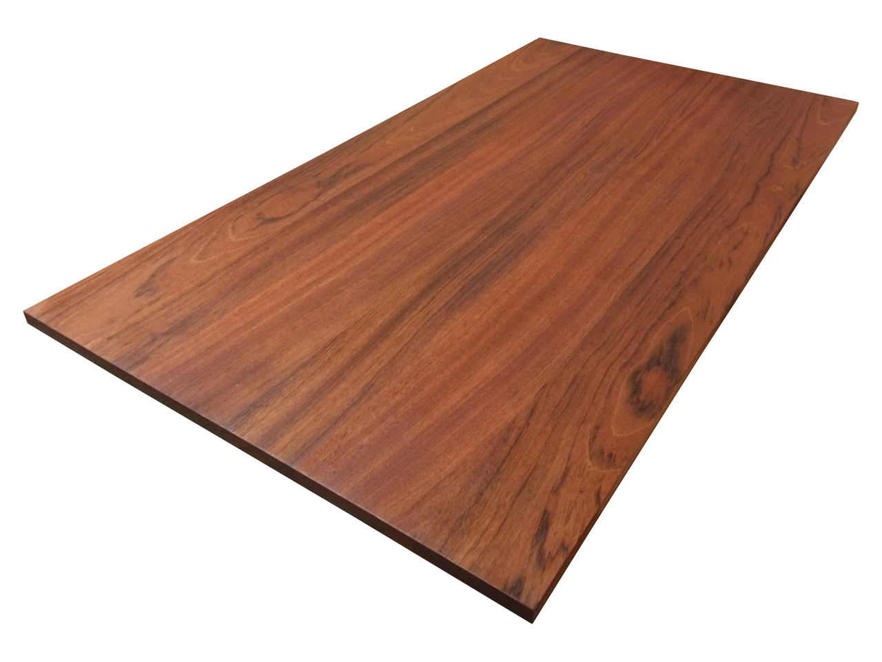 Armani Fine Woodworking Brazilian Cherry Jatoba Tabletop
