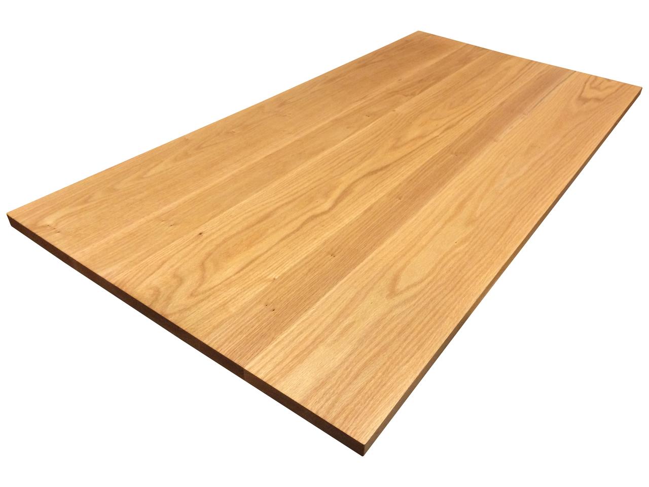 Armani Fine Woodworking Red Oak Tabletop