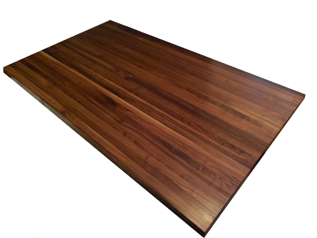 Armani Fine Woodworking Walnut Butcher Block Countertop